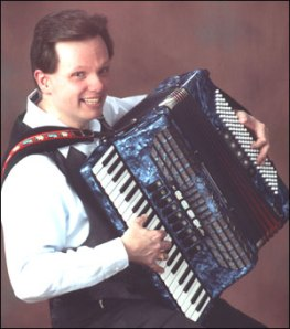 Accordion Player 3